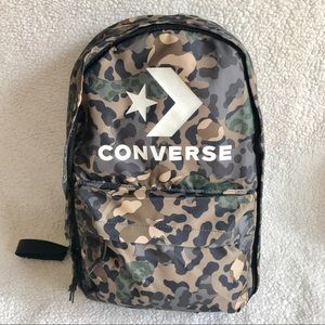 Converse Unisex Camo BackPack